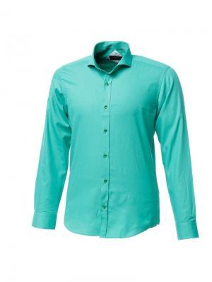 Рубашка BIRIZ. Цвет: зеленый