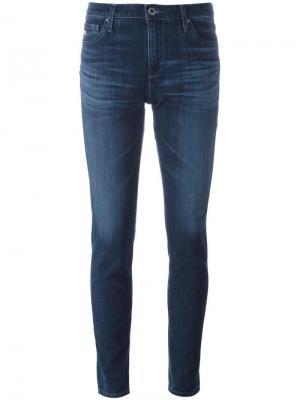 Джинсы Prima Ag Jeans. Цвет: синий