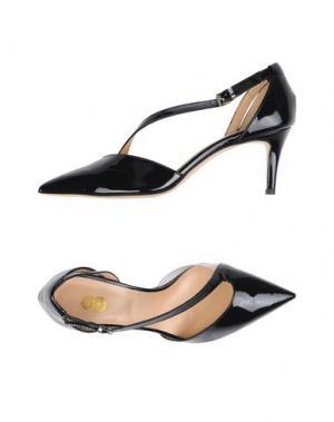 Туфли 8. Цвет: черный