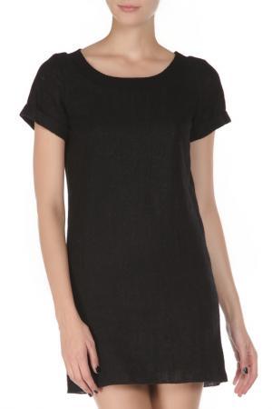 Прилегающее платье с короткими рукавами Costume National. Цвет: 900 черный