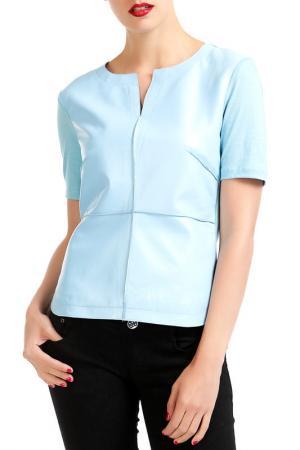 Блуза Isaco & Kawa. Цвет: синий