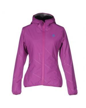 Куртка VÖLKL. Цвет: фиолетовый