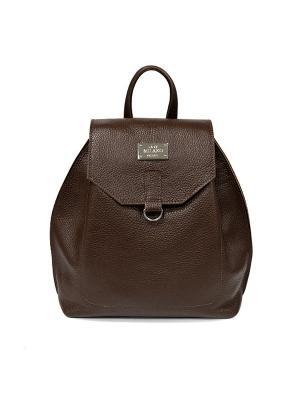 Рюкзак BB1. Цвет: темно-коричневый