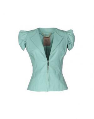 Пиджак BETTY BLUE. Цвет: светло-зеленый