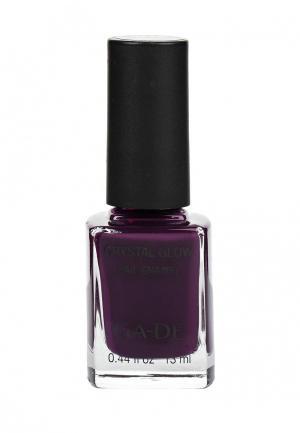Лак для ногтей Ga-De. Цвет: фиолетовый