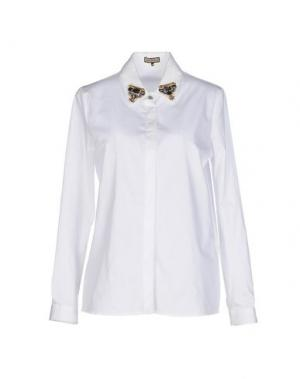 Pубашка MALÌPARMI. Цвет: белый