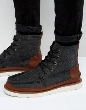 Toms Ботинки Searcher. Цвет: серый