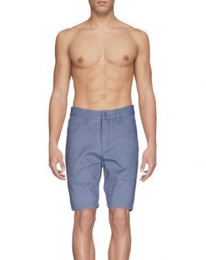Пляжные брюки и шорты RIPCURL. Цвет: грифельно-синий