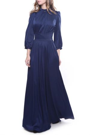 Платье MARICHUELL. Цвет: темно-синий