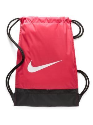 Мешок для обуви NK BRSLA GMSK Nike. Цвет: розовый