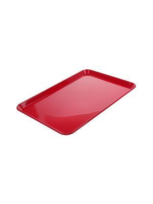 Поднос Migura. Цвет: красный