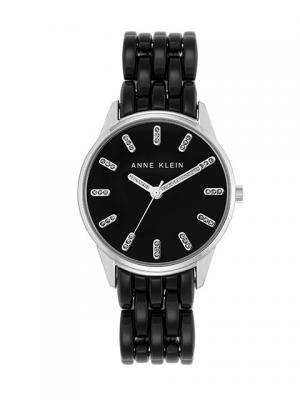 Часы ANNE KLEIN. Цвет: черный