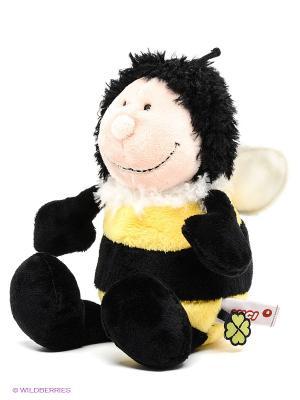 Мягкая игрушка Шмель NICI. Цвет: черный, желтый