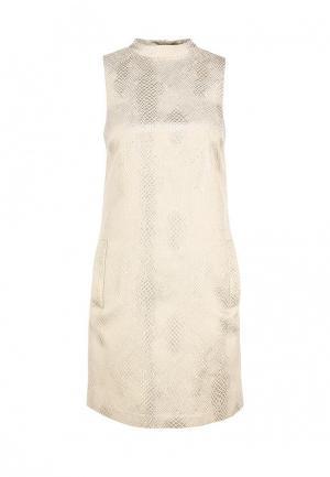 Платье Dorothy Perkins. Цвет: золотой