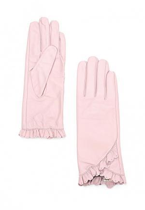 Перчатки Vitacci. Цвет: розовый