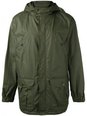 Lightweight jacket A.P.C.. Цвет: зелёный