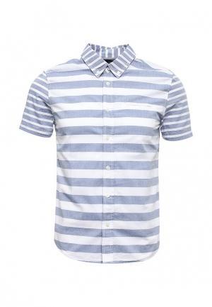 Рубашка H:Connect. Цвет: синий