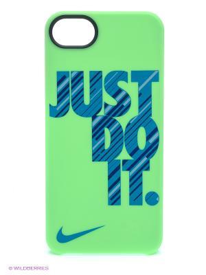 Чехол для iPhone Nike. Цвет: светло-зеленый