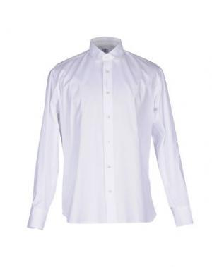 Pубашка DANOLIS. Цвет: белый