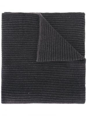 Кашемировый шарф Iris Von Arnim. Цвет: коричневый