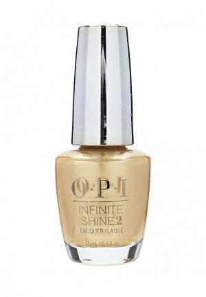 Лак для ногтей O.P.I. Цвет: золотой