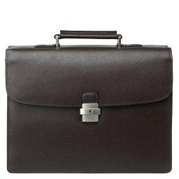 Портфель  RS11258 темно-коричневый GERARD HENON