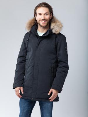 Куртка Malinardi. Цвет: темно-серый