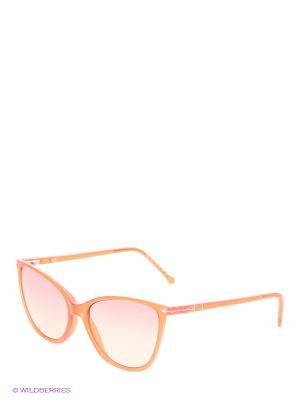 Солнцезащитные очки TM 015S 02 Opposit. Цвет: оранжевый