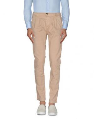 Повседневные брюки (M) MAMUUT DENIM. Цвет: песочный