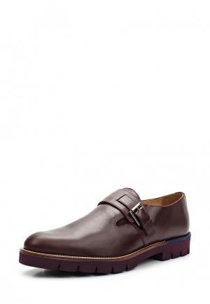 Туфли Carlo Torrecci. Цвет: коричневый