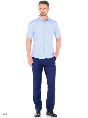 Рубашка CARAT.. Цвет: голубой