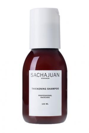 Уплотняющий шампунь, 100 ml Sachajuan. Цвет: без цвета