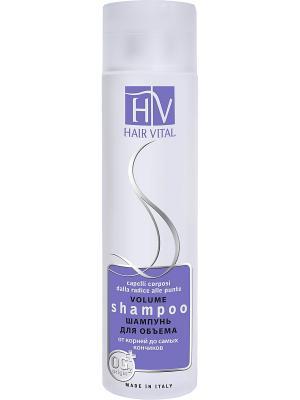 Шампунь для объема 250мл Hair Vital. Цвет: сиреневый, белый