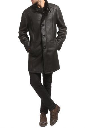Пальто Christ. Цвет: черный