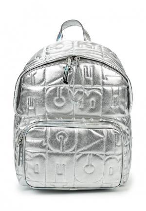 Рюкзак Iceberg. Цвет: серебряный