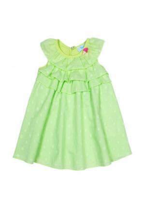 Платье Бимоша. Цвет: зеленый