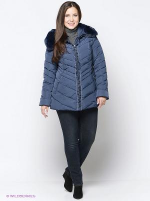 Куртка Vlasta. Цвет: темно-синий