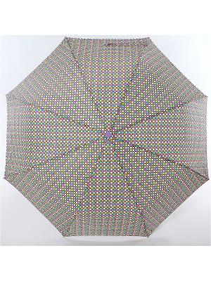 Зонт ArtRain. Цвет: красный, фуксия