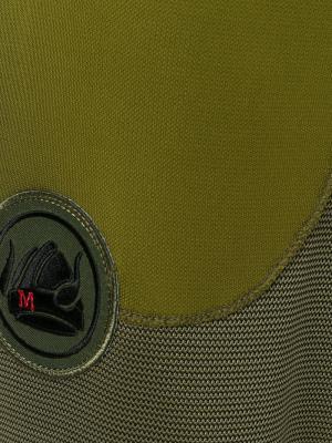 Зауженные брюки Mr & Mrs Italy. Цвет: зелёный