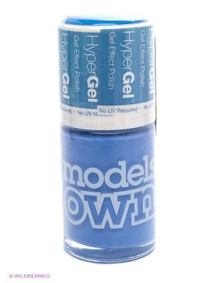 Гель для ногтей, HyperGel Polish Cornflower Gleam Models Own. Цвет: синий