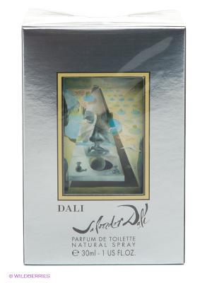 Туалетная вода Salvador Dali Feminin, 30 мл. Цвет: серебристый, черный