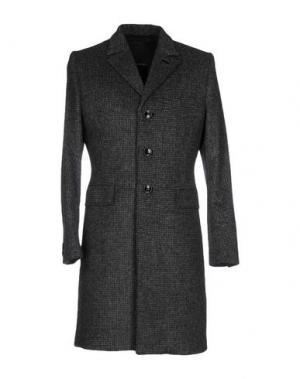 Пальто J. LINDEBERG. Цвет: серый