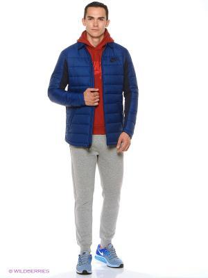 Куртка M NSW AV15 SYN JACKET Nike. Цвет: синий