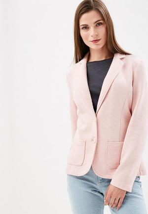 Пиджак s.Oliver. Цвет: розовый