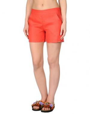 Пляжные брюки и шорты LES COPAINS BEACHWEAR. Цвет: красный