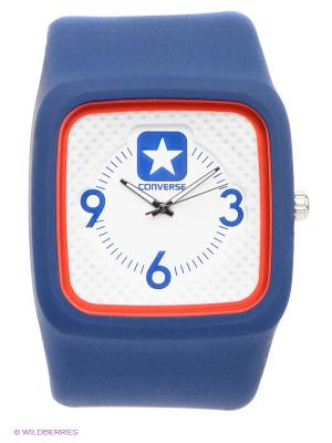 Часы Converse. Цвет: синий