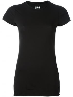 Базовая футболка Labo Art. Цвет: чёрный