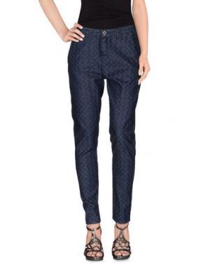 Джинсовые брюки MAISON SCOTCH. Цвет: темно-синий