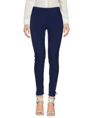Повседневные брюки 22 MAGGIO by MARIA GRAZIA SEVERI. Цвет: темно-синий