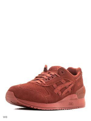 Спортивная обувь GEL-RESPECTOR ASICSTIGER. Цвет: красный